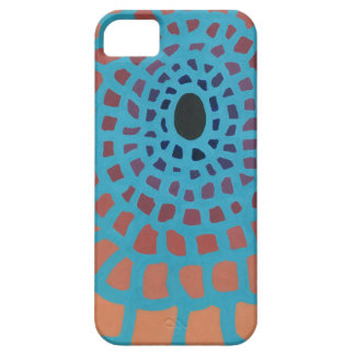 Abstract Art 'Cosmic Egg' iPhone 5 Covers