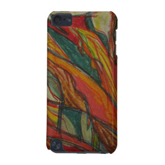Abstract Art iPod Touch (5th Generation) Covers