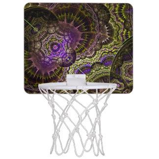 Abstract Art Mini Basket Ball Goal Mini Basketball Hoop
