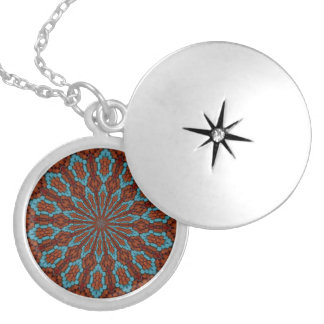 ABSTRACT ART NECKLACES