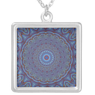 ABSTRACT ART CUSTOM NECKLACE