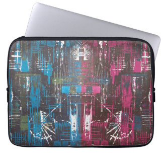 Abstract art Neoprene Laptop Sleeve 13 inch
