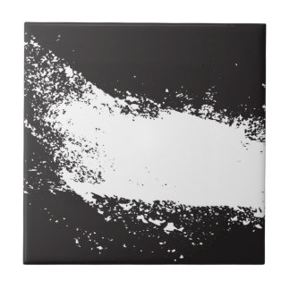 abstract black and white art vo3 tiles