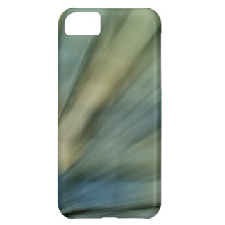Abstract Blue-Sage-Black-Gray iPhone 5 Cover