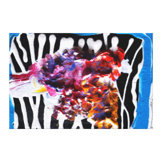 abstract gallery wrapped canvas
