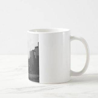 Abstract City Deserted City Coffee Mug