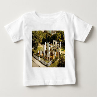 Abstract City Open Home Baby T-Shirt
