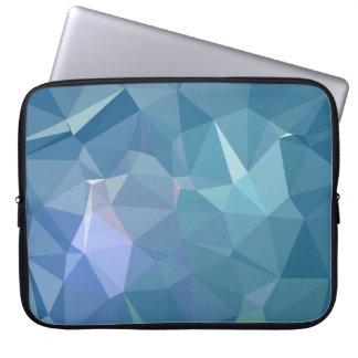 Abstract & Clean Geo Designs - Tidal Wave Laptop Sleeve