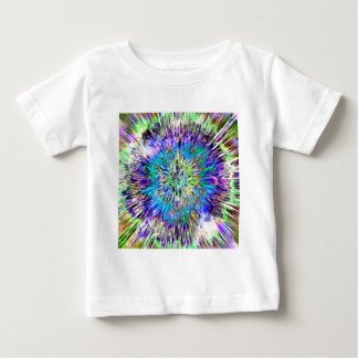 Abstract Colorful Tie Dye Shirt