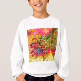 Abstract Colors Rock Canyon Sweatshirt