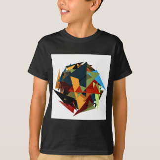 Abstract colors T-Shirt