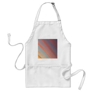 Abstract Colors The Stripes Apron