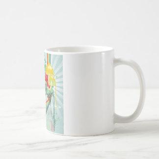 Abstract Colours The Growing Rainbow Coffee Mug