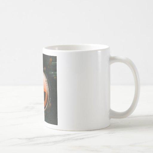 Abstract Cool Caution Reality Coffee Mugs