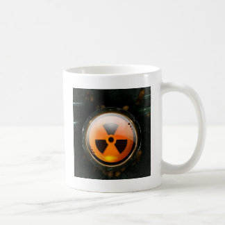 Abstract Cool Caution Reality Coffee Mugs