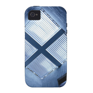 Abstract Cool Sky Light iPhone 4/4S Cases