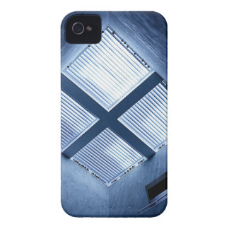 Abstract Cool Sky Light iPhone 4 Case-Mate Case
