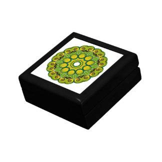 Abstract Decor Gift Box
