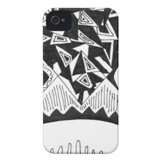 Abstract Design iPhone 4 Cover