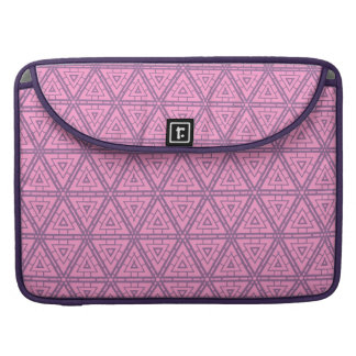 Abstract Design Sleeve For MacBook Pro