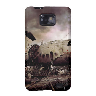 Abstract Destruction Back To Basics Galaxy S2 Case