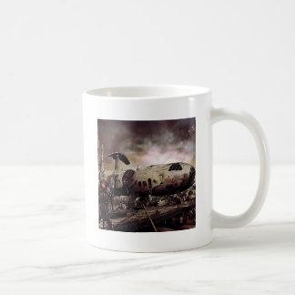 Abstract Destruction Back To Basics Mugs