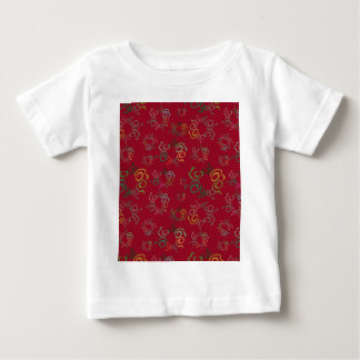 Abstract elements baby T-Shirt