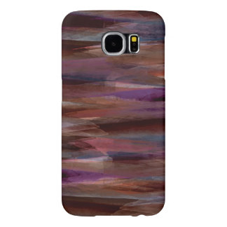 Abstract Feathers Samsung Phone Case