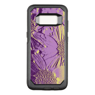 Abstract Flowers 3 OtterBox Commuter Samsung Galaxy S8 Case