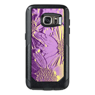 Abstract Flowers 3 OtterBox Samsung Galaxy S7 Case