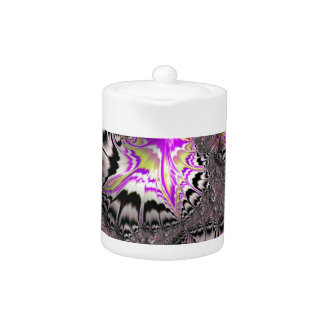 Abstract fractal cuff RNS and shapes. Fractal kind