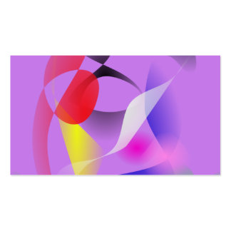 Abstract Freedom Business Card