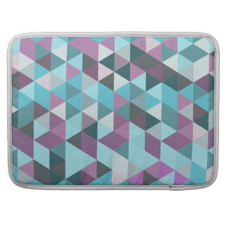 Abstract Geometry Sleeve For MacBooks