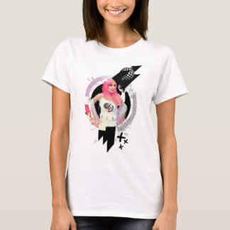 Abstract Girl Fashion T-Shirt