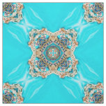 abstract girly Ethnic pattern turquoise bohemian