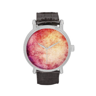 Abstract Grunge Vintage Watch