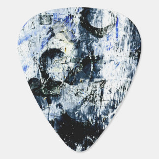 Abstract Guitar Pick