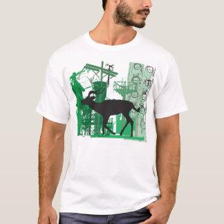 Abstract Impala T-Shirt