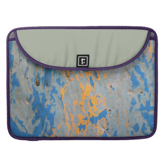 """Abstract in Blue Macbook Pro 15"""" Sleeves For MacBook Pro"""