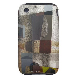 Abstract Landscape of Potosi Bolivia 20.3 x 28.9 iPhone 3 Tough Cases