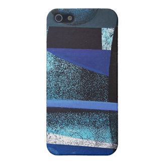 Abstract Landscape of Potosi Bolivia 21x26.9 iPhone 5 Case