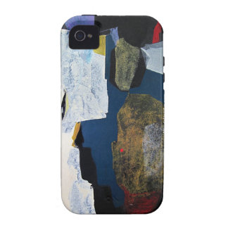 Abstract Landscape of Potosi Bolivia 22.6x33.9 Case-Mate iPhone 4 Covers