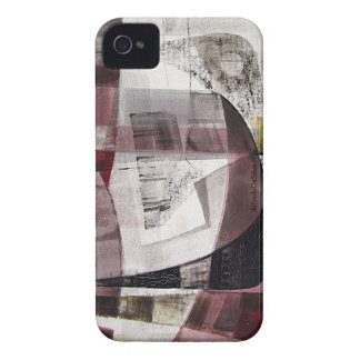 """Abstract Landscape of Potosi Bolivia 22""""x22"""" Case-Mate iPhone 4 Cases"""