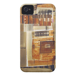 Abstract Landscape of Potosi Bolivia 25.75 x 22 iPhone 4 Case-Mate Case