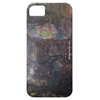 Abstract Landscape of Potosi Bolivia 30.3x23.6 iPhone 5 Case