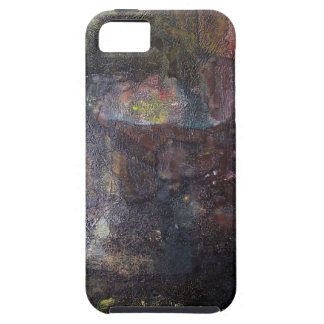 Abstract Landscape of Potosi Bolivia 30.3x23.6 iPhone 5 Cases