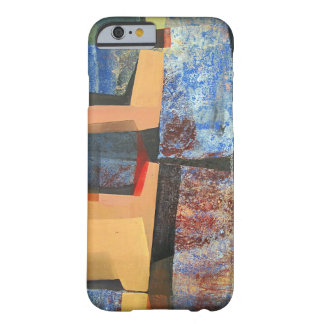 Abstract Landscape of Potosi Bolivia 33.3x18 Barely There iPhone 6 Case