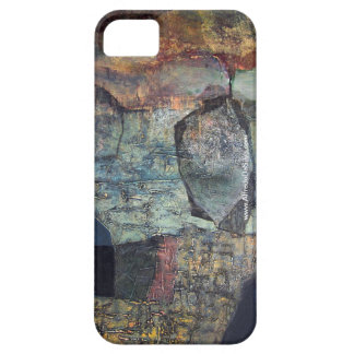 Abstract Landscape of Potosi Bolivia iPhone 5 Cases