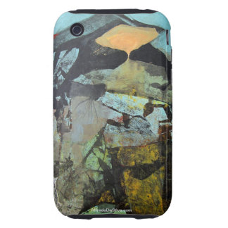 Abstract Landscape of Potosi Bolivia iPhone 3 Tough Cases
