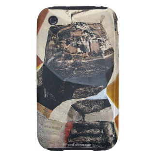 Abstract Landscape of Potosi Bolivia iPhone 3 Tough Case